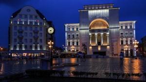 Rumunia-plac-noca