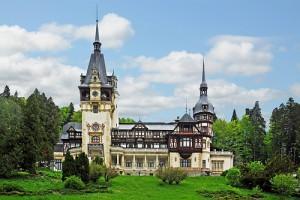 Rumunia-zamek